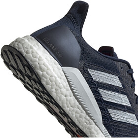 adidas Solar Boost 19 Buty Low-Cut Mężczyźni, collegiate navy/blue tint/solar orange